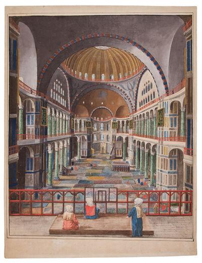 Hagia Sophia in Ottoman Times