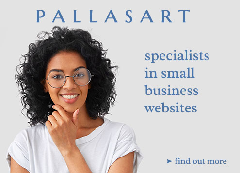 Pallasart - Specialists in small business websites