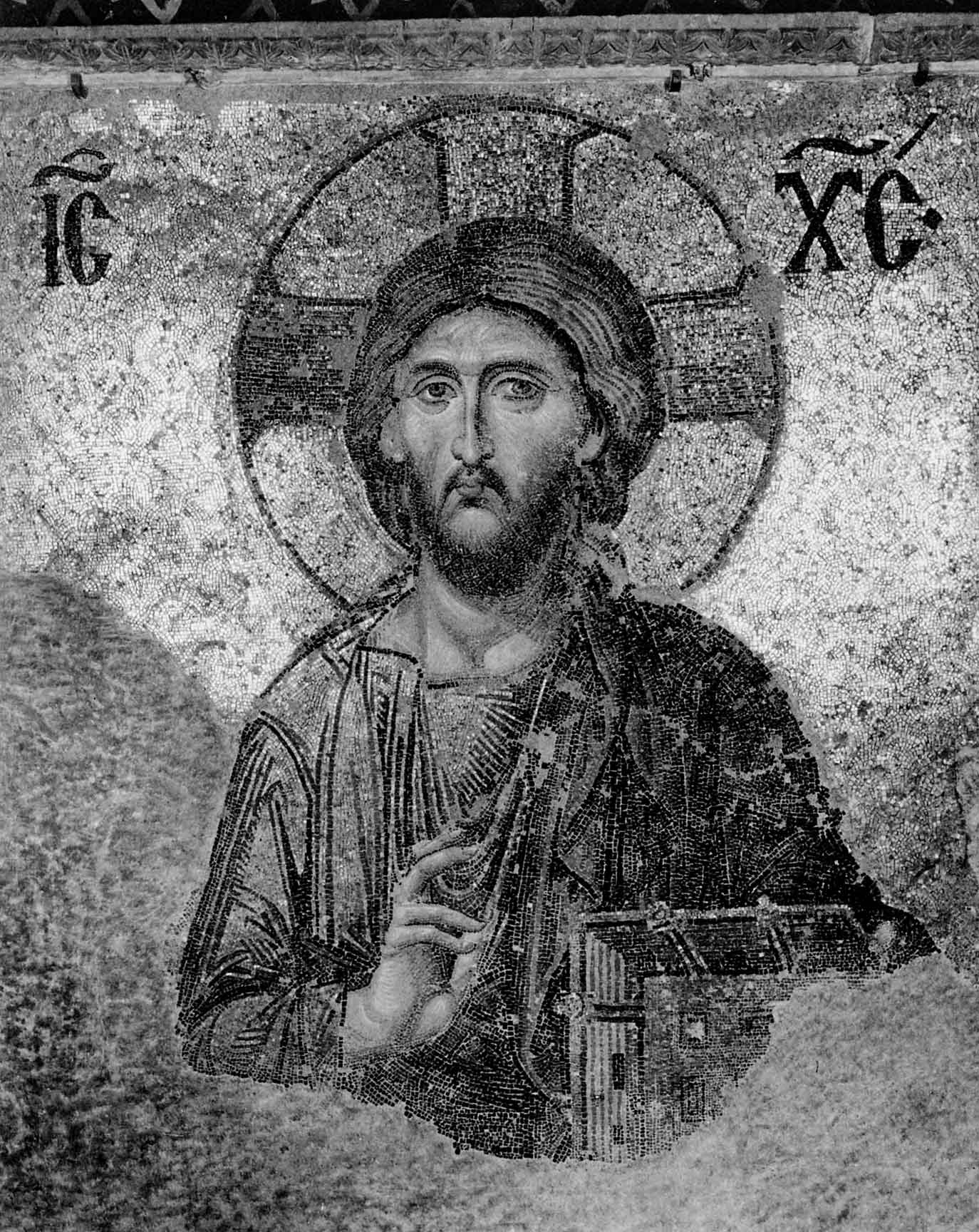 Hagia Sophia A Gallery Of Images Of Christ