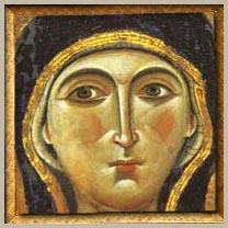 Nicopeia Icon of the Theotokos from San Marco