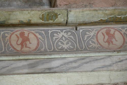 Chapel Frieze in the Pammacaristos Church