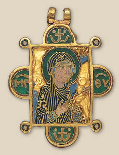 Byzantine Enamel from the Met