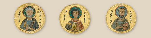Byzantine Enamels from the Met