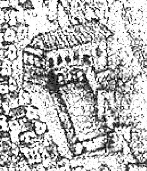 Turkish drawing of Tekfur Saray