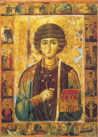 Icon of St. Demetrius