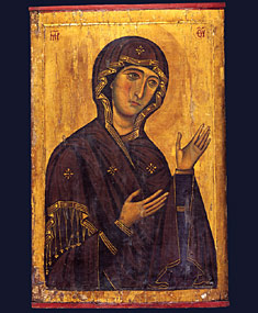 Ikon of the Theotokos