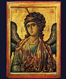 Ikon of the Archangel Gabriel