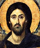 Christ Pantokrator from Sinai