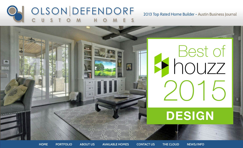 Win 2016 Houzz Award