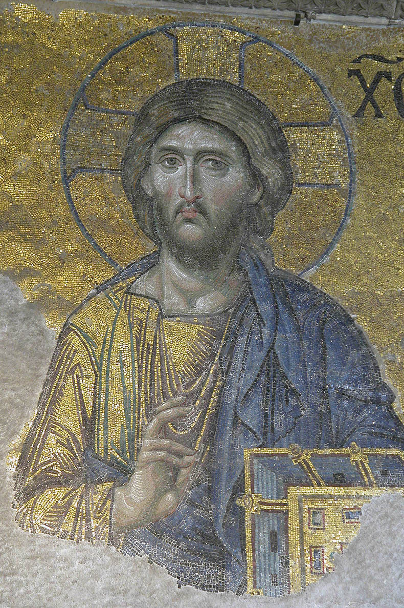 Mosaic Icon of Christ the Savior