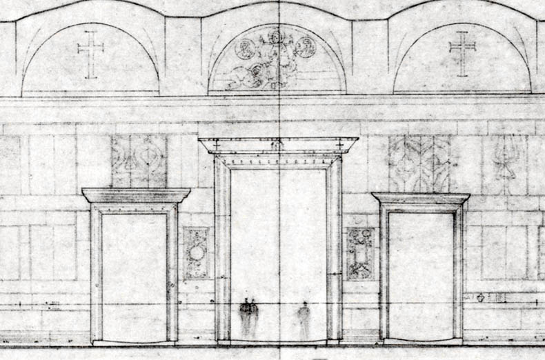 Leo VI mosaic - Hagia Sophia