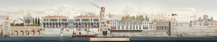 Bukoleon Palace Constantinople