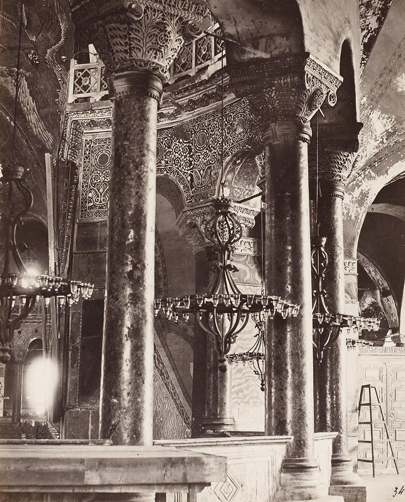 South Gallery of Hagia Sophia
