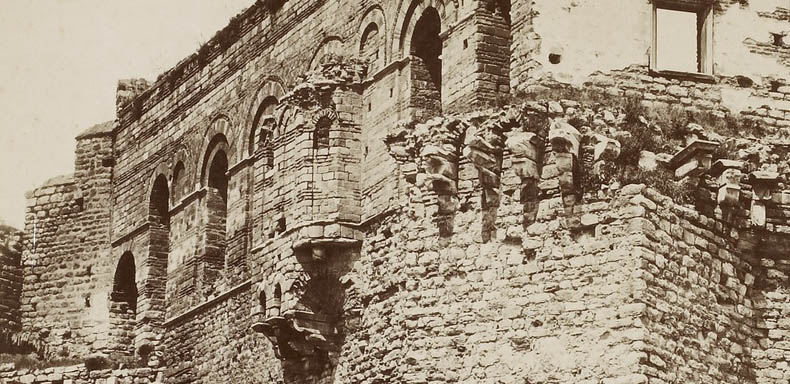 Palace of the Porphyrogenitus - Tekfur Sarayi