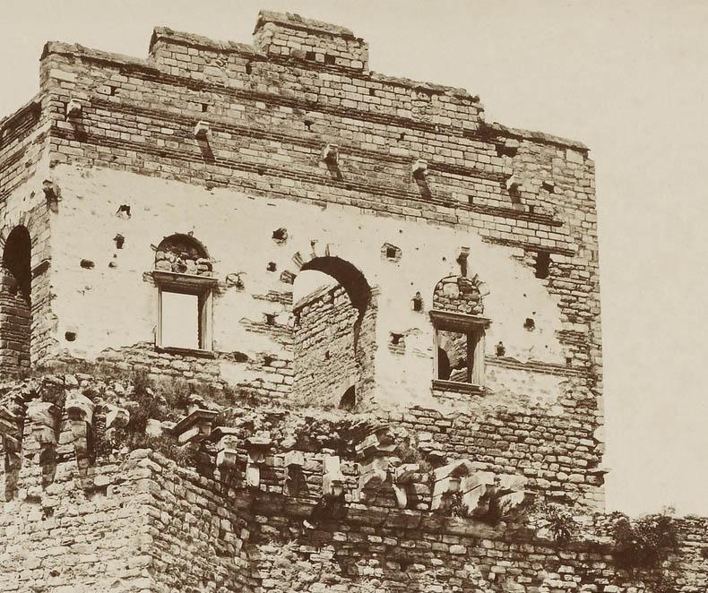 Palace of the Porphyrogenitus - Tekfur Saray