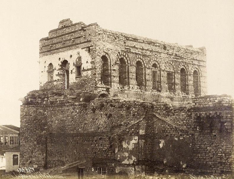 Tekfur Sarayi - Palace of the Porphyrogenitus