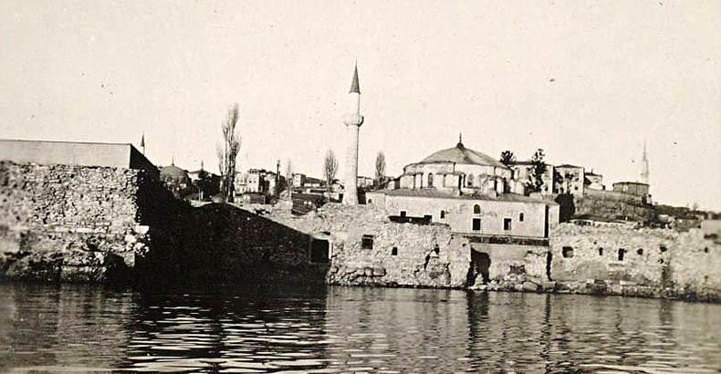 kucuk ayasofya from the sea