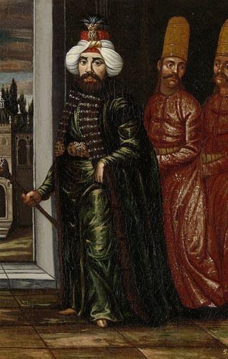 Ahmet III Turkish Ottoman Sultan