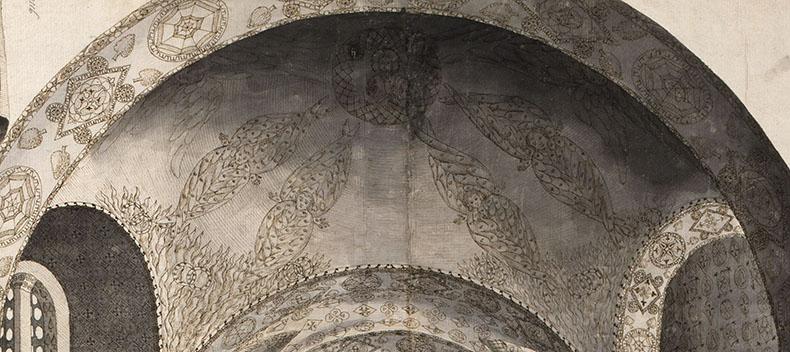 Cherubim in Hagia Sophia