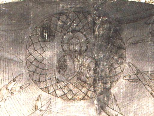 Pantokrator South Gallery Hagia Sophia