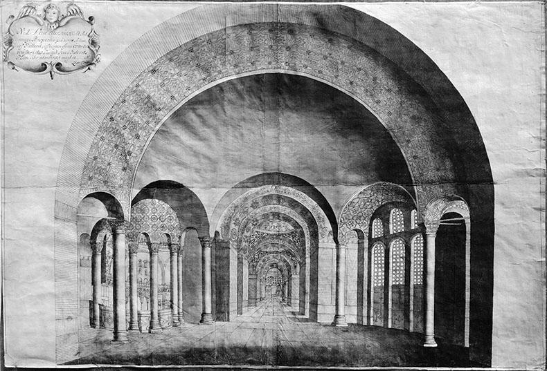 North Gallery of Hagia Sophia - Loos