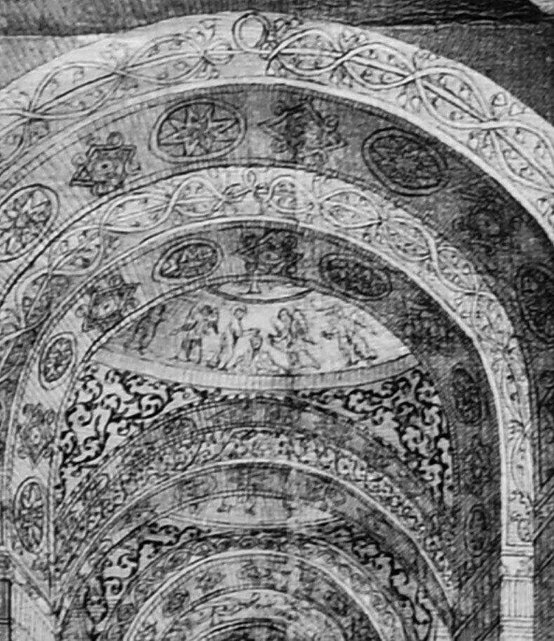 North Gallery Hagia Sophia