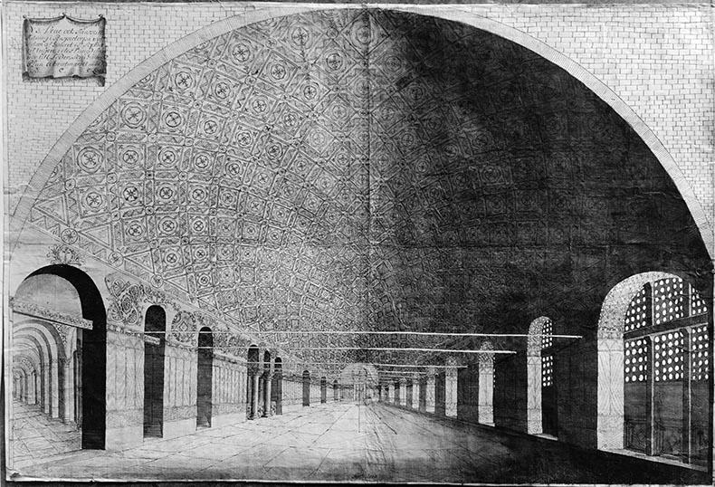 West Gallery of Hagia Sophia