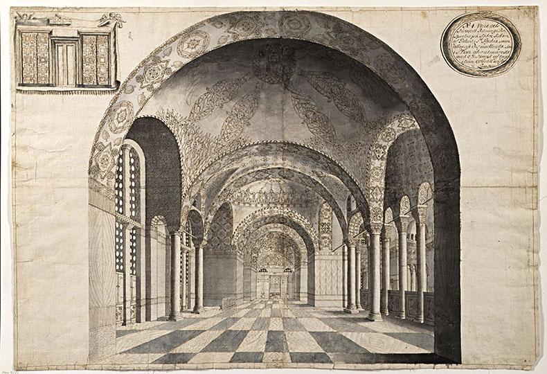 South Gallery - Loos - Hagia Sophia