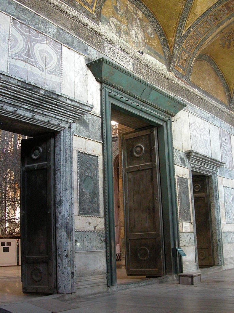 The Royal Door