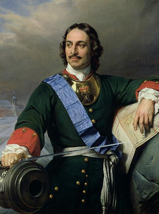 Tsar Peter the Great