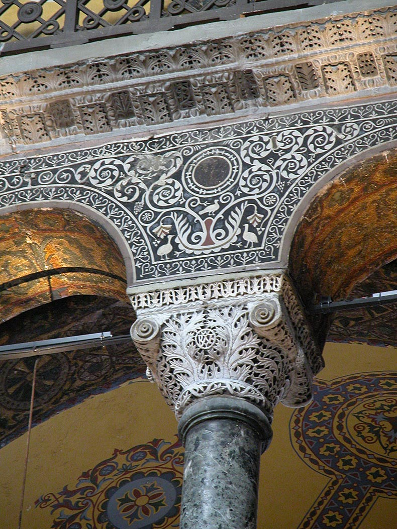 Interior of Hagia Sophia - Arcade Capital