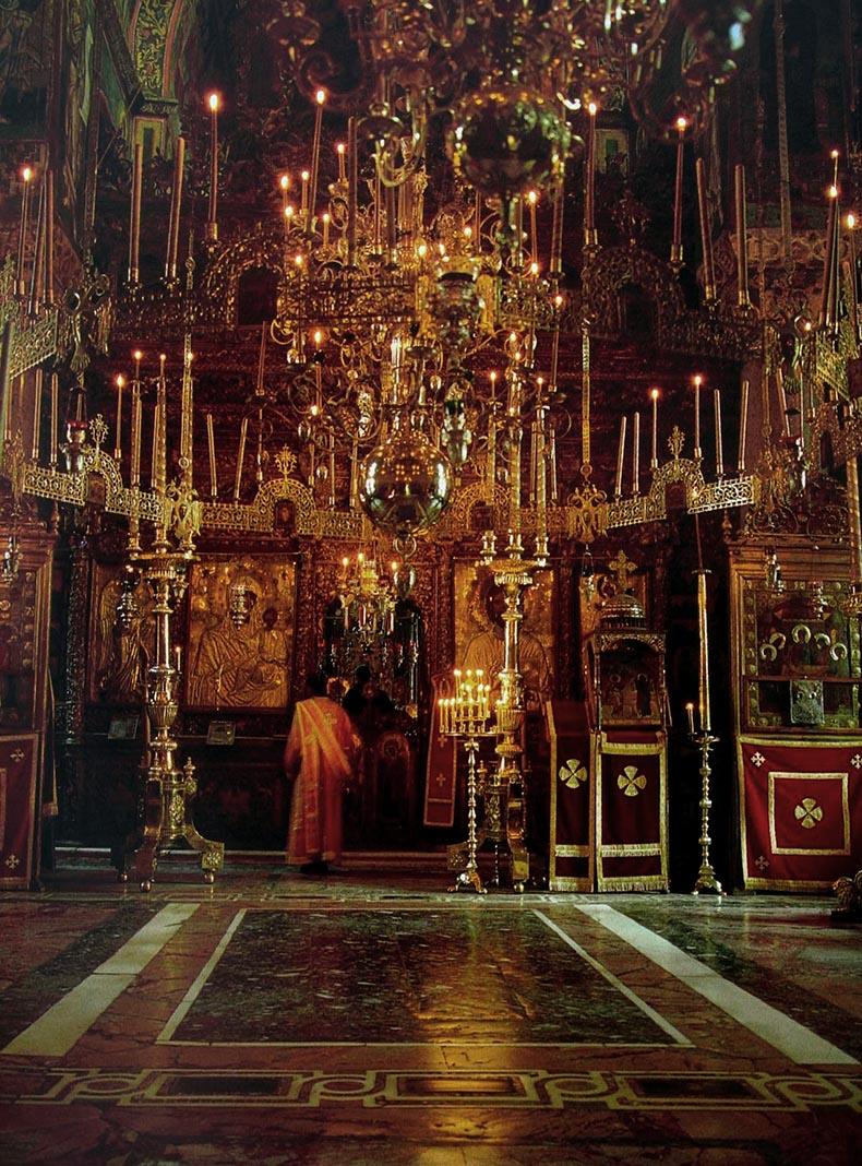 Vatopedi Lavra Mt. Athos