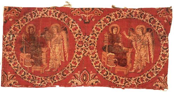 Byzantine Silk Twill Samite