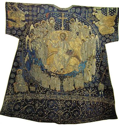 Byzantine Imperial Sakkos