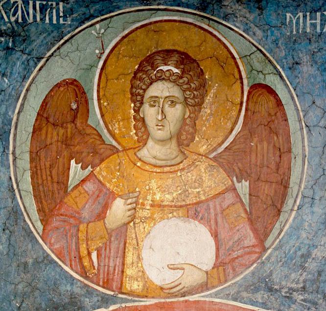 Archangel Michael - Byzantine Art History