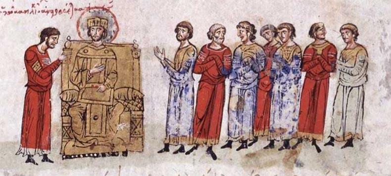 A Byzantine Procession