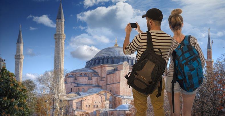 Viison of Hagia Sophia
