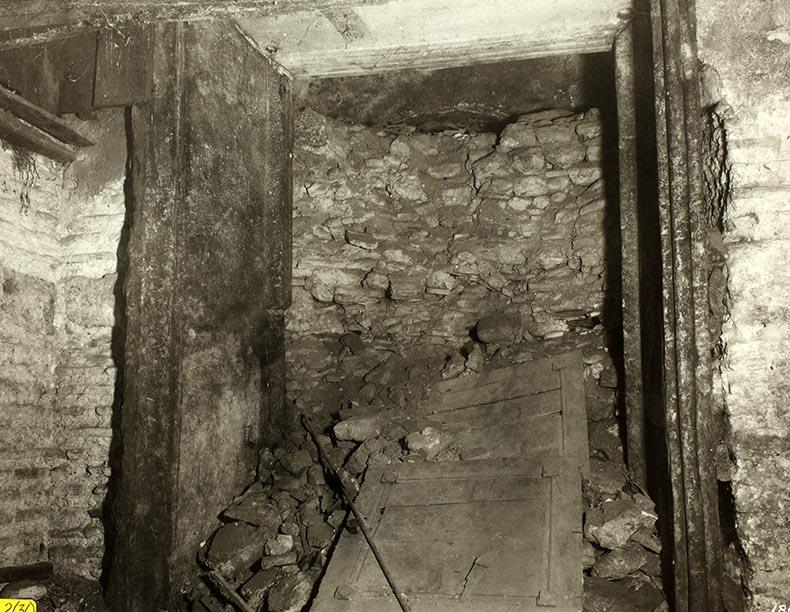 Doorway in Hagia Sophia