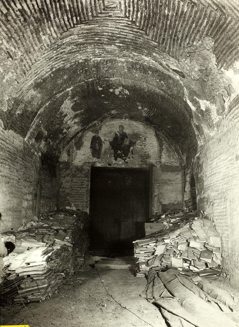 Door into Gallery Hagia Sophia Room Over Vestibule