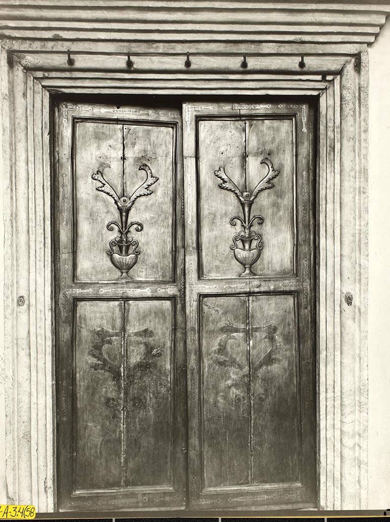 Narthex Door in Hagia Sophia