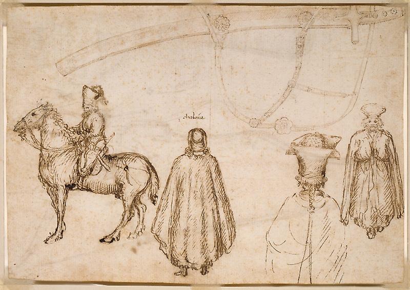 Emperor John VIII Palaeologus 1438