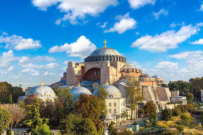 Hagia Sophia History - the Church of Holy Wisdom