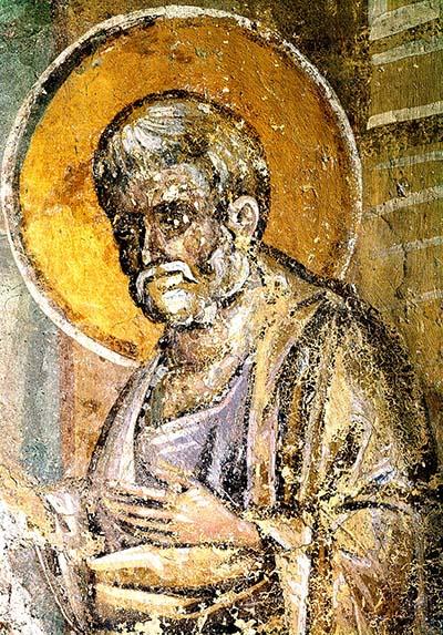 Apostle Peter in Pammakaristos Church