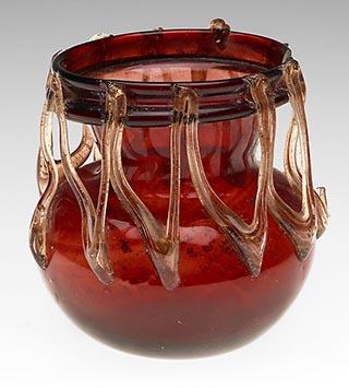 Byzantine cosmetics jar