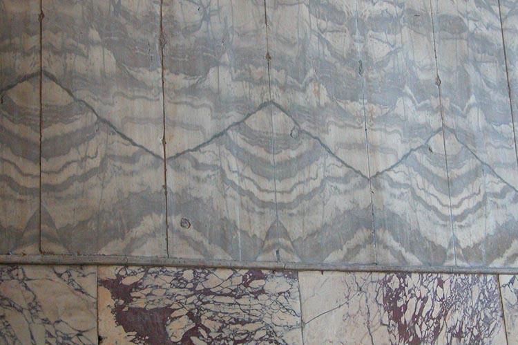 Patterns in the Revetment of Hagia Sophia