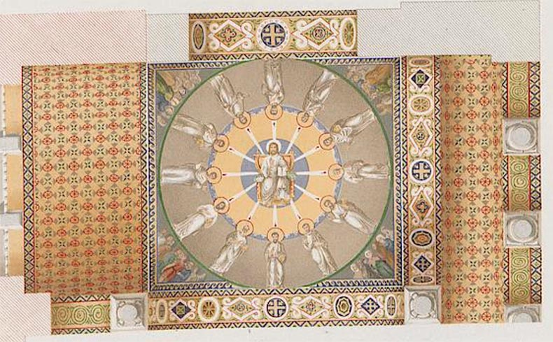 Color Saltzenberg Hagia Sophia Gallery