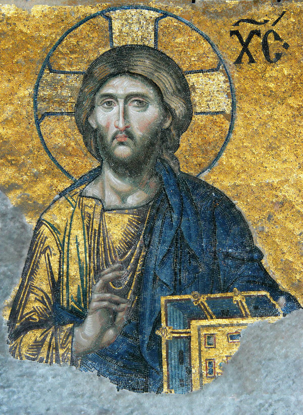 Christ Pantokrator - Deesis - Hagia Sophia