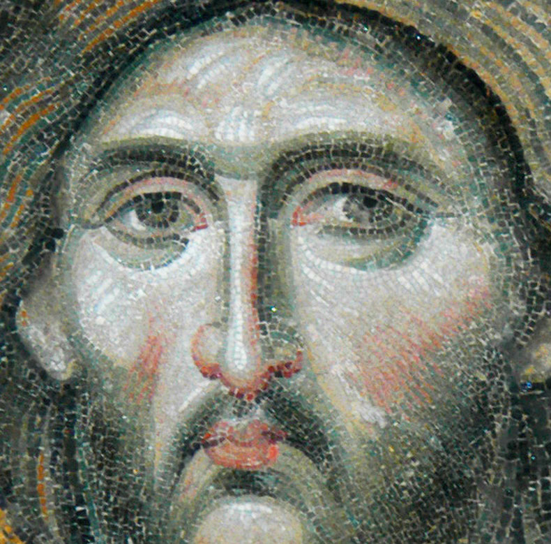 Face of Christ Pantokrator