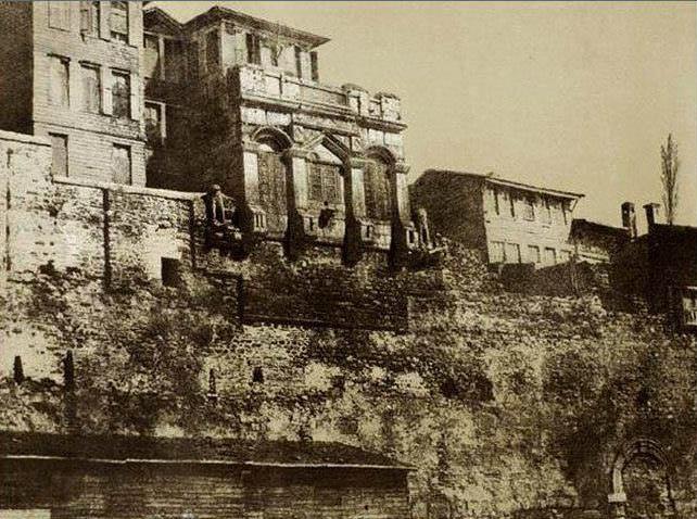 1860 photo of Boukoleon
