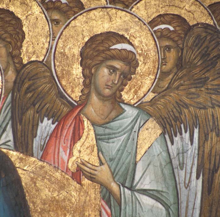 Angel from the Great Deesis